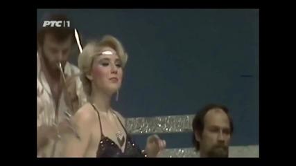 Lepa Brena - Dama iz Londona - Hit Parada ( RTS1, 1983 )