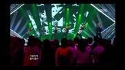 Cross Gene - La-di Da-di Music Core 20120616