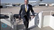 US Defense Secretary Ash Carter Arrives in Iraqi Capital on Unannounced Visit