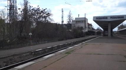 86 013.3 транзит през гара Подуяне.