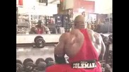 Mr Olympia - Ronnie Coleman (rap)