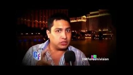 Хулио Алварес говори за дуетната песен с Дул-