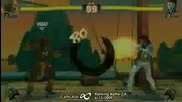 Arcade Infinity Sf4 Ranbat 2.4 - Top 8 Utj(dh) vs Kryojenix(vi)