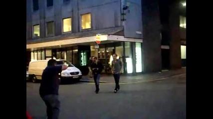 Мартин Петров и Димитър Бербатов