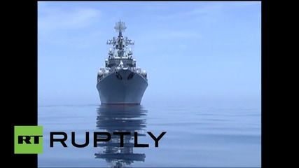 Mediterranean Sea: Russia and China hold Joint Sea 2015 military drills