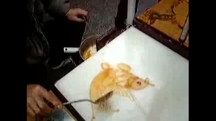Amazing Fish Painting