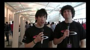 Mlg Dallas 2011 - Victor Antimage Poon interviewed by Askjoshy