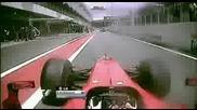 Много лош инцидент във Формула 1