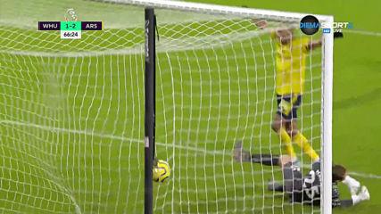 Пепе изведе Арсенал напред