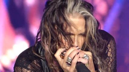 Aerosmith - Cryin' live in Sofia. 17.05.2014