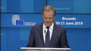 Belgium: Tusk rules out any re-negotiation of Brexit deal