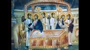 Днес се роди от Дева - Кабарнос Никодимос