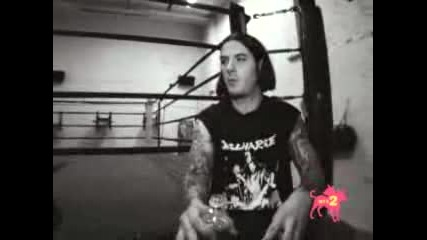 Phil Anselmo Mtv Interview Nov 2007 Pt 1
