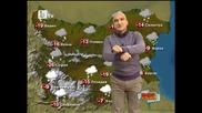 Пълна лудница - прогнозата за времето