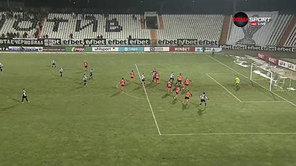 С втори гол Димитър Илиев подпечата победата на