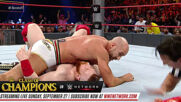 Cesaro vs. Sheamus – Best-Of-Seven Series Final: WWE Clash of Champions 2016 (Full Match)