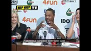 Интервюто с Екзибит на Ловеч Фест 2009 само по Хип Хоп Тв