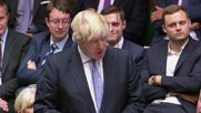 UK: 'Not too late to save Brexit' - Boris Johnson in resignation speech