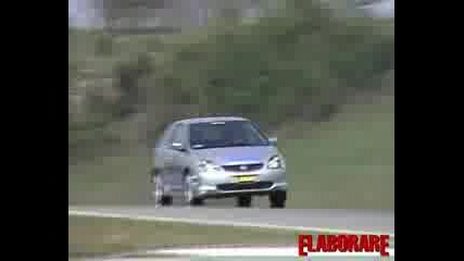 Mg Zr vs Honda Civic type R