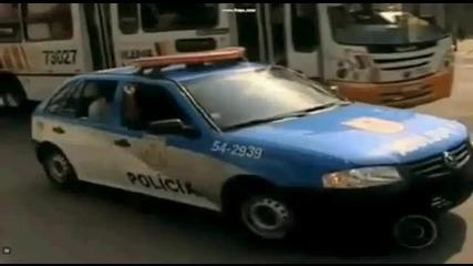 Най-тъпите полицаи в светa !