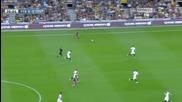 14.09 Неймар със страхотен финт срещу играч на Севиля