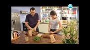 Боботие, фъстъчени сладки, салата от кускус - Бон Апети (05.06.2013)