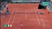 Serena Williams vs Victoria Azarenka Roland Garros 2015