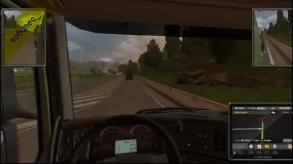 Euro Truck Simulator 2 + Radio Fresh