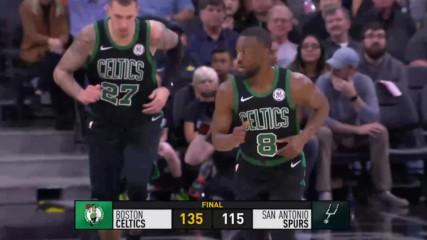 Най-важното от НБА от изминалата нощ