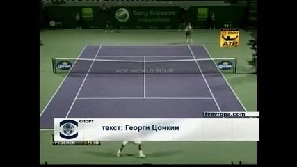 Надал не остави шансове на Федерер в Маями