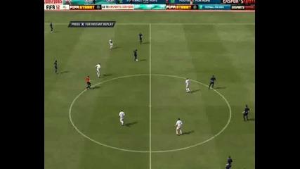 Fifa 12 гол от центъра