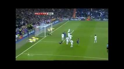 Реал Мадрид - Барселона 1:2 Гол на Карлес Пуйол