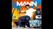 Mann - Gold Herringbone