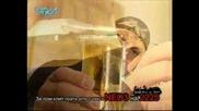 Нешоуто на Нед - Експеримент: Моментно заледяване на бира