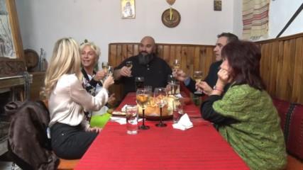 Венци Мицов посреща гости в ''Черешката на тортата'' (20.02.2020)
