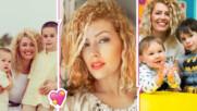 Най-красивата българка, Гергана Гунчева, разказва какво е да си майка на две щури момчета