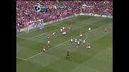 25.04 Изключително спасяване на Еурелио Гомеш ! Манчестър Юнайтед - Тотнъм 5:2