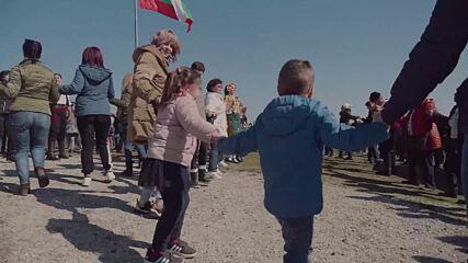 Честваха 3 март край уникалния паметник на Вълчан войвода