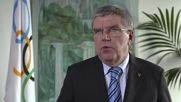 Switzerland: Olympic Summit agrees on review of WADA anti-doping process - IOC's Bach