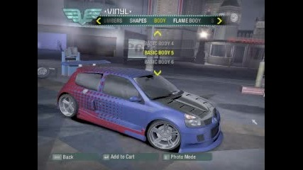 Tuning Clio V6 -