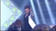 U-kiss - Belive @ Inkigayo (24.06.2012)