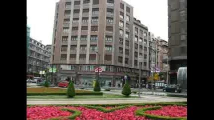 Bilbao - Централният Площад