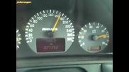 Mercedes E55 Amg W210 0-200км/ч