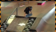 Силата на волята - Човек без крака кара скейтборд