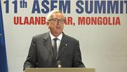 Mongolia: 'When will this end?' – Juncker despairs at Nice attack