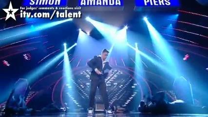 Britain's Got Talent 2010 - Tobias Mead The Final