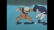 Naruto Winter Naruto Vs Sasuke