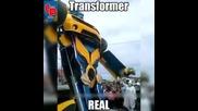 Бъмбълби трансформация!