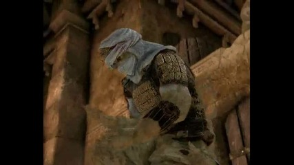 Prince of persia The forgotten sands Final Boss