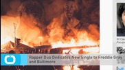 Rapper Duo Dedicates New Single to Freddie Gray and Baltimore